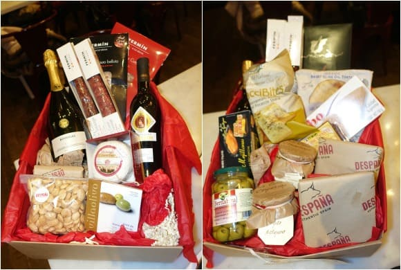 Despaña Fine Foods & Tapas Cafe Gift Baskets