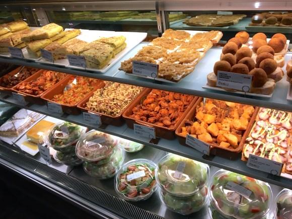 Despaña Fine Foods & Tapas Café Soho- Spanish bocadillos, tortilla omelette, salads