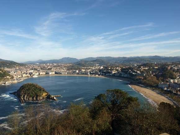 San Sebastian, Gipuzkoa Coast (Image: Tours of Basque)
