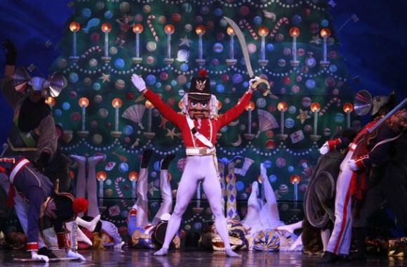 Joffrey Ballet: The Nutcracker - Auditorium Theatre (Image courtesy of Auditorium Theatre)