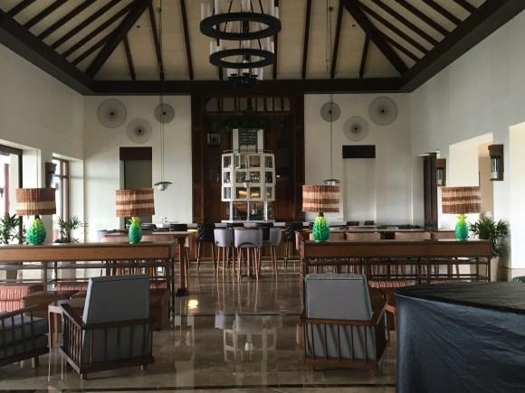 Fairmont Mayakoba El Lobby Lounge