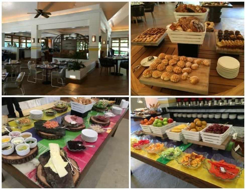 La Laguna Restaurant Breakfast Buffet - Fairmont Mayokoba
