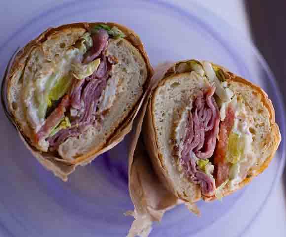 Ike's Sandwich (Flickr Eating Ikes)