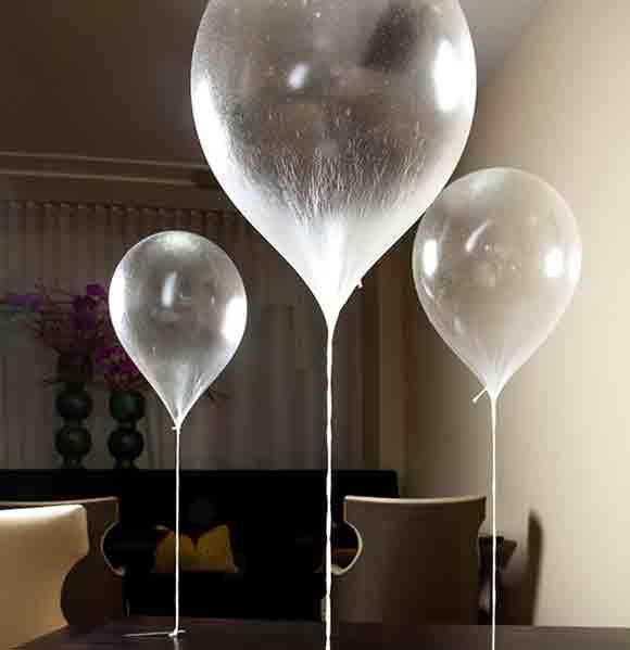 Balloon, Helium, Apple Flavor at Alinea Chicago (Image: Alinea)