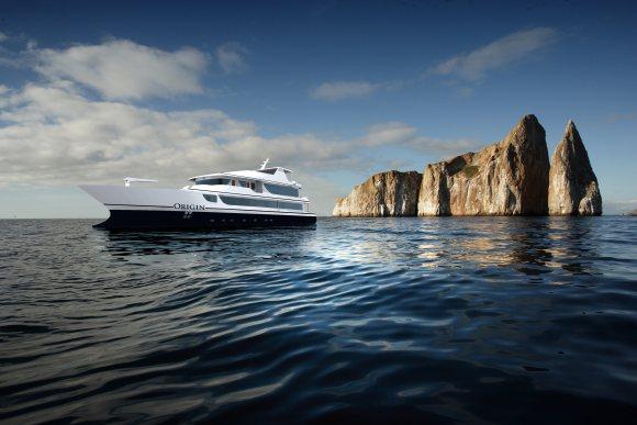 MV Origin Luxury Yacht (Image Ecoventura)