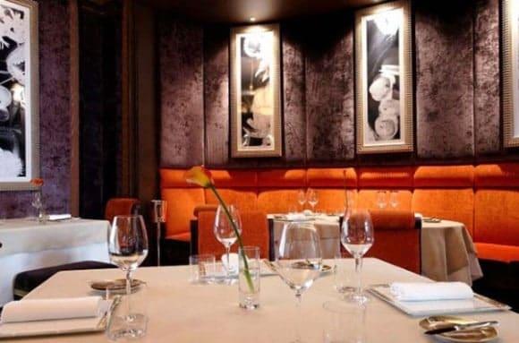 Le Pressoir D'Argent Restaurant at InterContinental Bordeaux - Le Grand Hotel (Image: IHG)