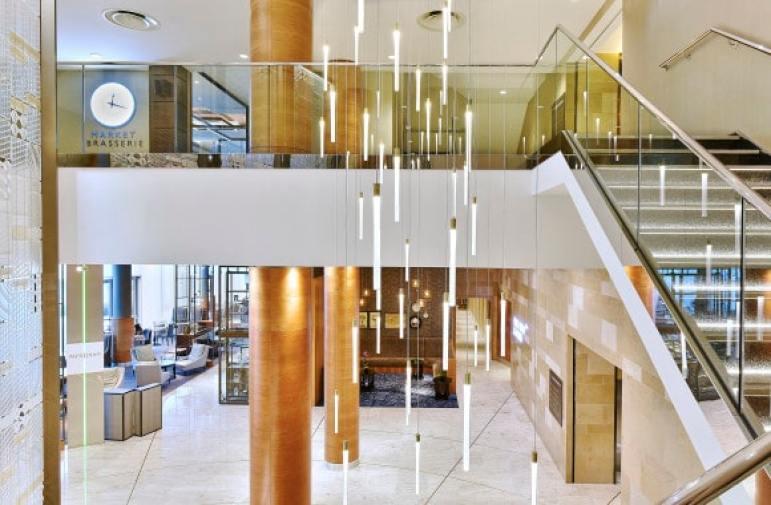 InterContinental London - The O2 Lobby