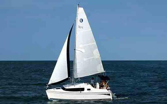 Miami-Boat-Rental-Sailboat by Boatsetter