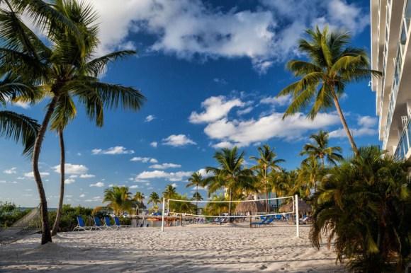 Beach Volleyball photo courtesy of Key Largo Bay Marriott
