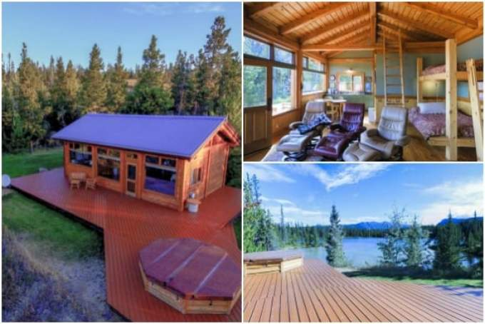 The Chilko Experience Wilderness Resort