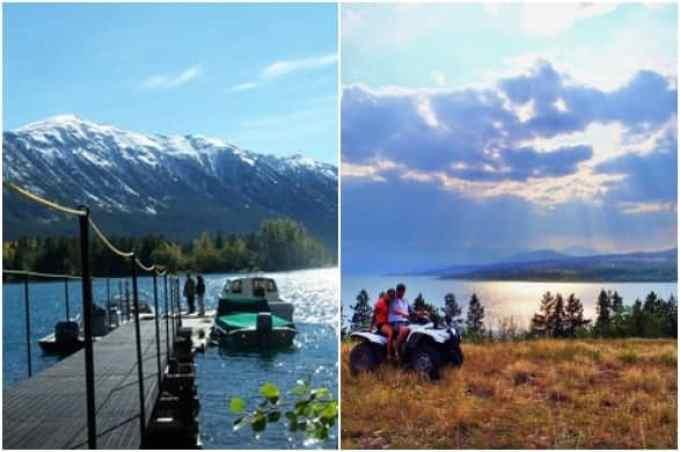 Chilko Lake