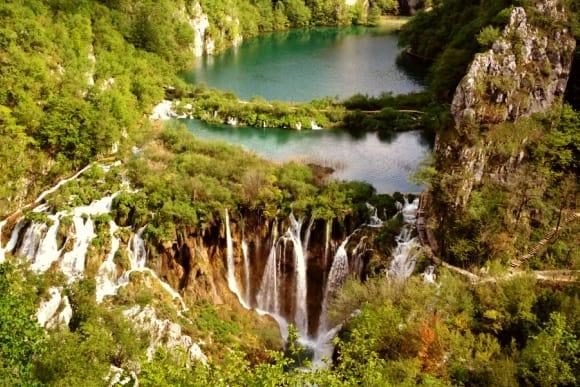 National Park Plitvice Lakes - UNESCO World Heritage
