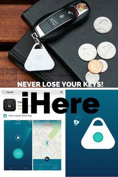 Never Lose Your Keys Again!