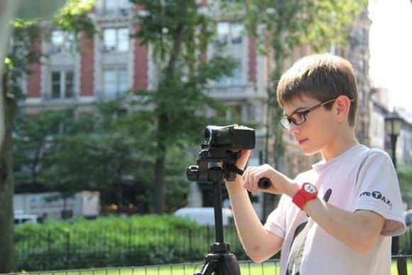 Writopia Lab New York Filmmaking Program (Photo Writopia Lab)