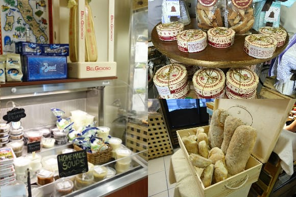 il Paseano Cheese and Breads