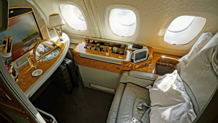 The Art of the Airfare Upgrade to First Class. <br> First Class Flyer Reviews