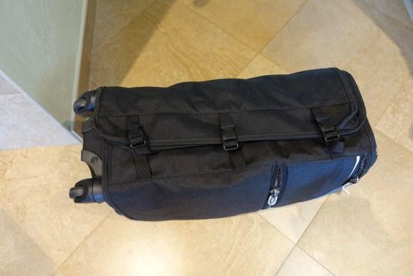 SkyRoll Spinner Suitcase Clips