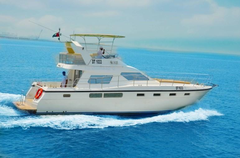 luxury cruise dubai