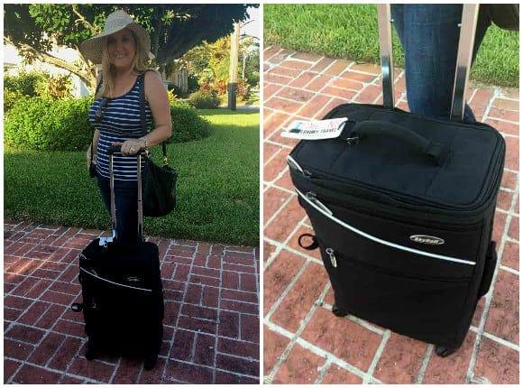 SkyRoll Spinner Suitcase