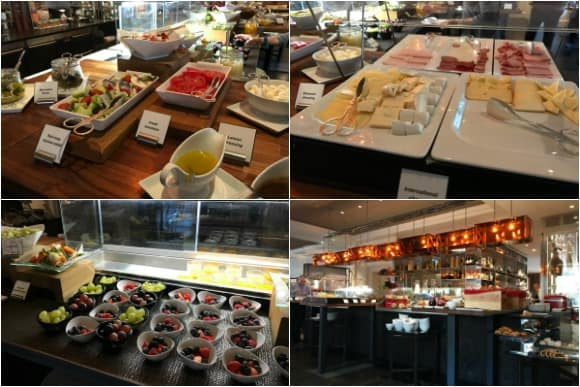 Cottocrudo Breakfast Buffet