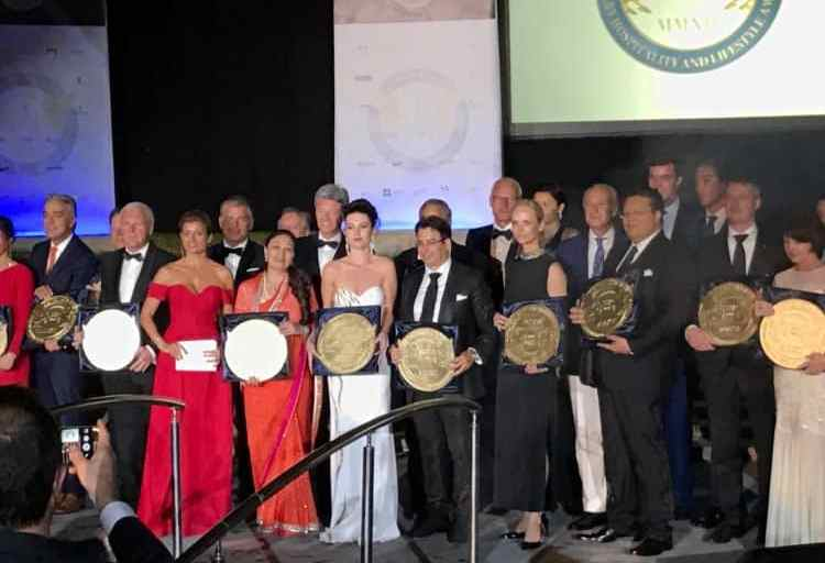 The 2020 Seven Stars Luxury Hospitality and Lifestyle Awards Ceremony