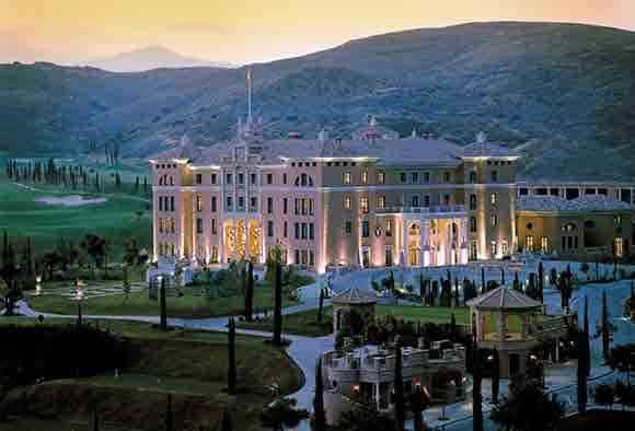 Image Courtesy of Villa Padierna Palace Hotel, Marbella