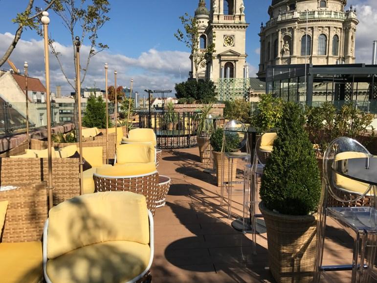 HighNote SkyBar - Aria Hotel Budapest photos by Flytographer