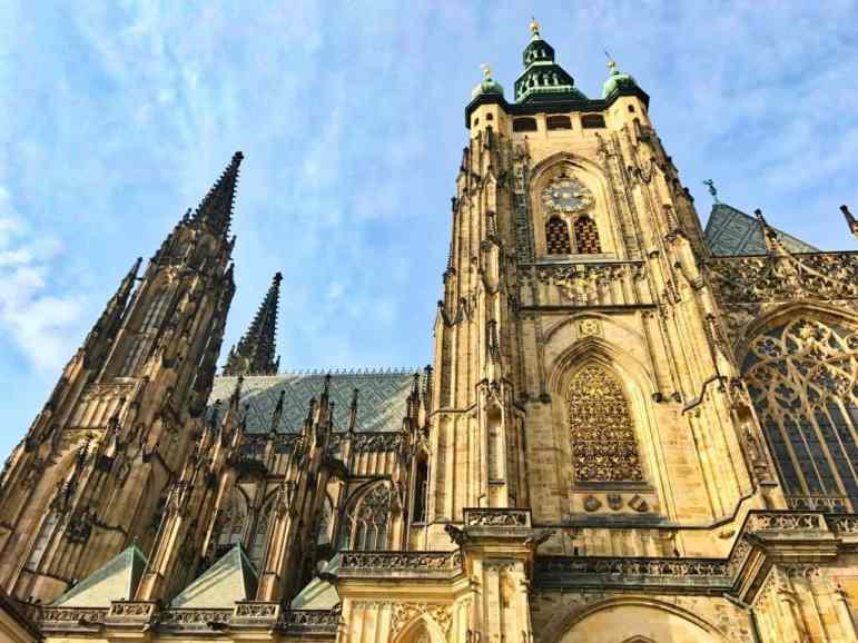 St. Vitus Cathedral, Prague Castle