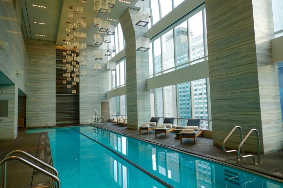 Spa Nalai Pool Area - Park Hyatt New York