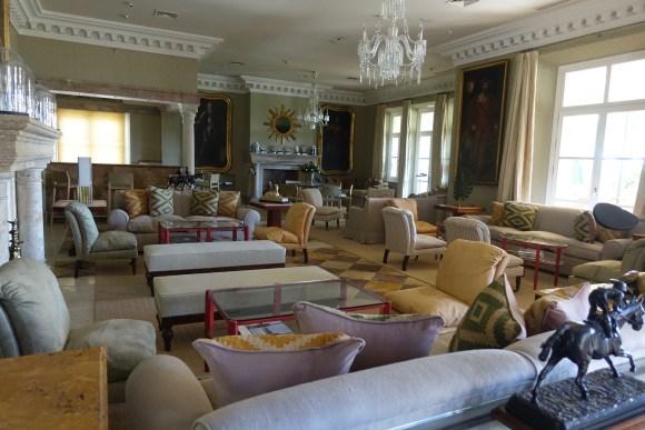 Eddy's Bar - Villa Padierna Palace Hotel