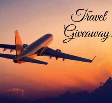 A Travel Giveaway + My 2018 Travel Plans!