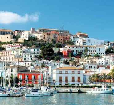 Sit Back & Relax in Santa Eulalia del Rio, Ibiza