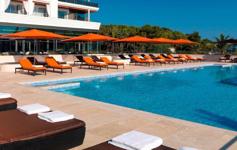Photo by Hotel Aquas de Ibiza