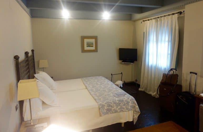 Image Hospes las Casas del Rey de Baeza Dreamer room