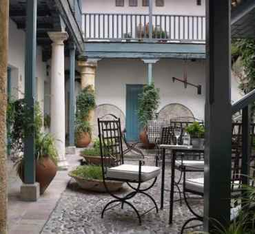 Hospes las Casas del Rey de Baeza - A Historic Stay in Seville, Spain