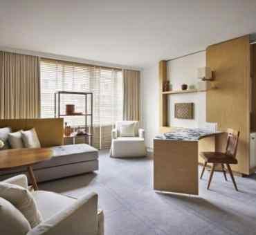 The Park Hyatt Washington D.C.'s Cherry Blossom Inspired Hotel