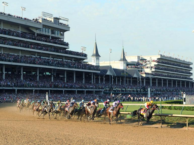 Kentucky Oaks - Photo: Churchill Downs