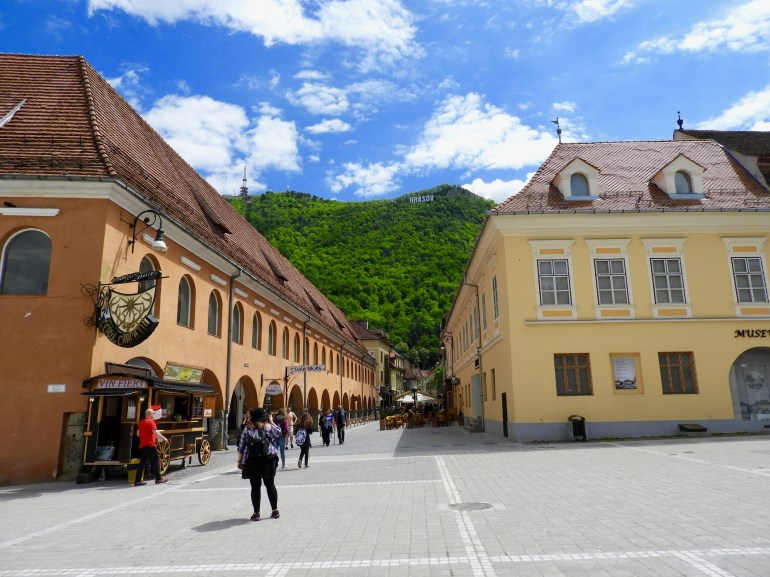 Town of Brașov, Transylvania photo Carmen's Luxury Travel