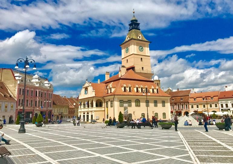 Town of Brașov, Transylvania photo Carmen's Luxury Travel