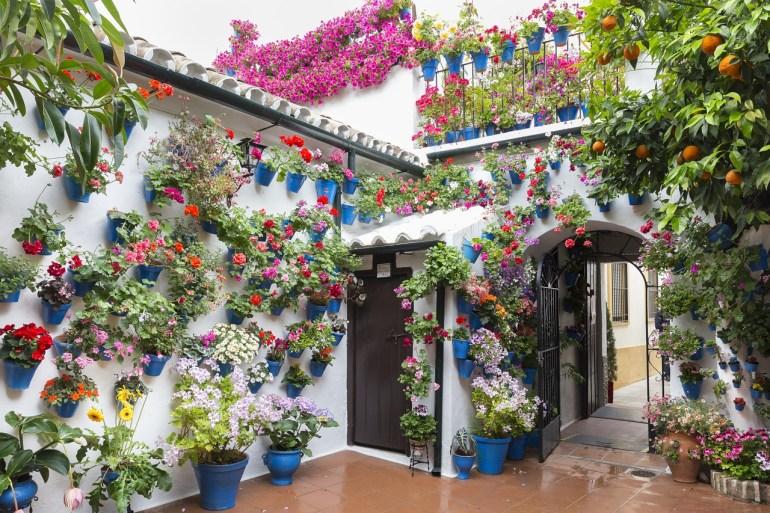 Calleja de las Flores Cordoba Spain