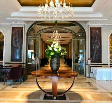 A Landmark Hotel in the Heart of Bucharest: Athenee Palace Hilton