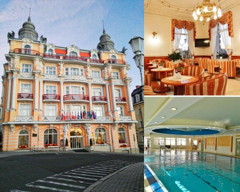 Danubius Health Spa Resort Hvězda - Marianske Lazne