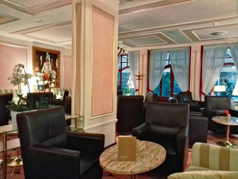 Imperial Café - Danubius Health Spa Resort Hvězda