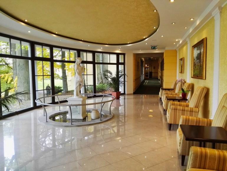 Danubius Health Spa Resort Interior Corridors