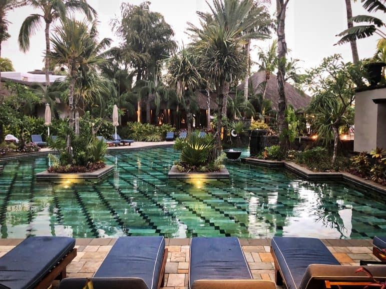 Frangipani Wing Pool - Photo Shangri-La Le Touessrok Resort & Spa