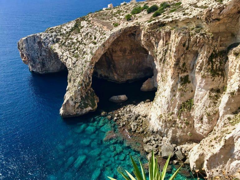 The Blue Grotto - Malta