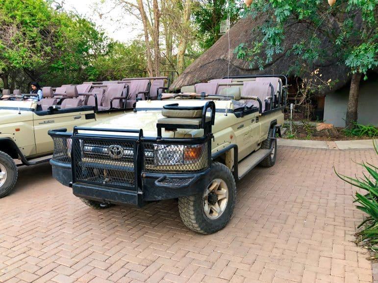 Pondoro Safari Game Drive