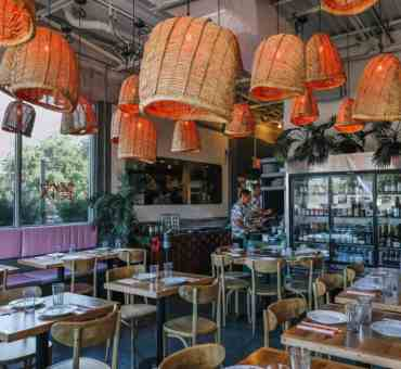 Enjoy Chinese Cuisine with a Latin Twist at Palmar in Wynwood, Miami