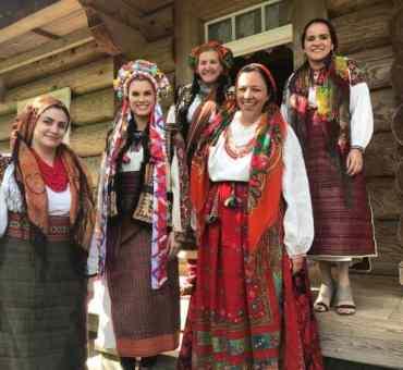 Exploring the Beautiful Ukraine Carpathian Mountains with Cobblestone Freeway Tours