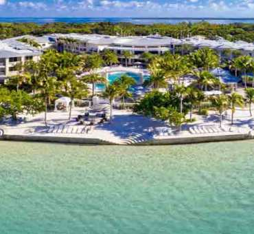 The Only 5-Star Hotel in Key Largo: Playa Largo Resort & Spa